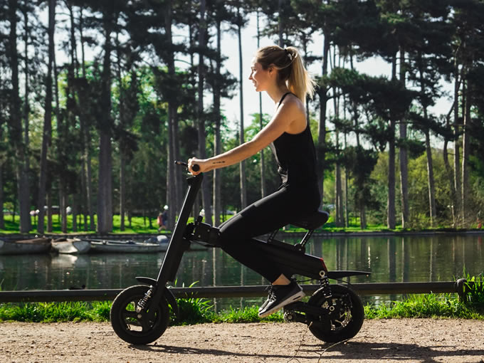 Aero Foldable Ebike