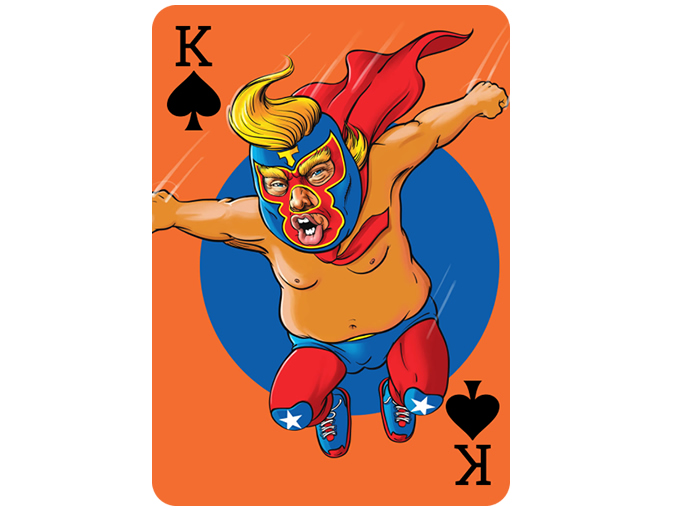 The Donald Deck