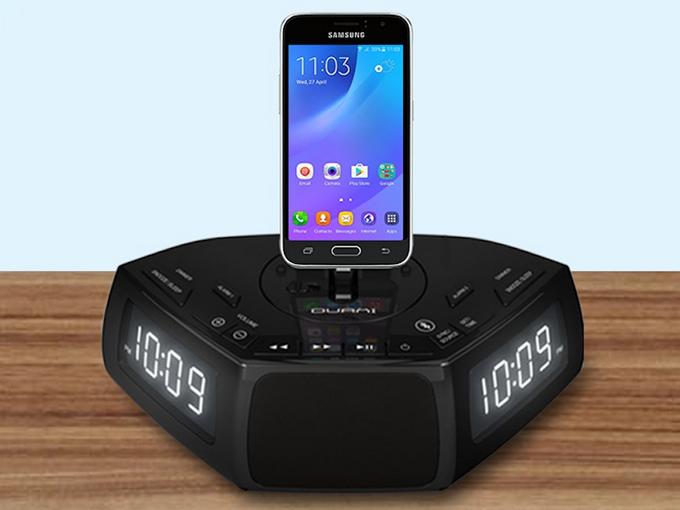 DUAXI TimeShare Alarm Clock