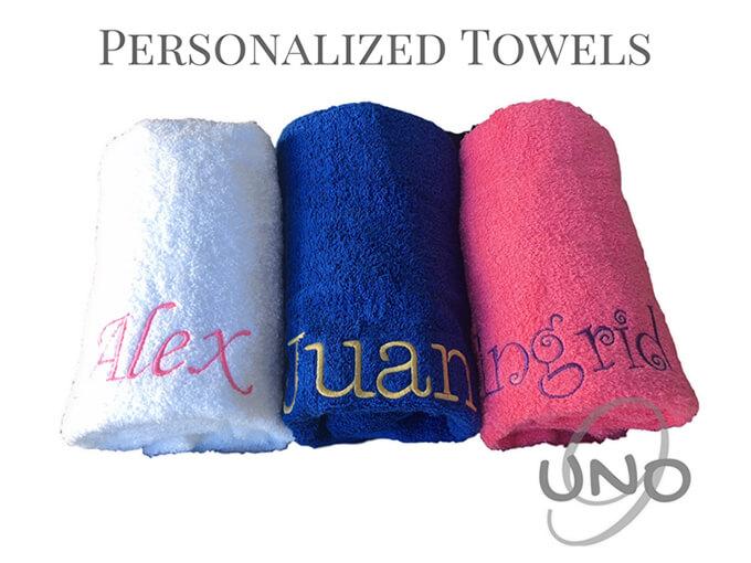 UNO9 Towels