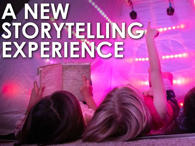 AvA the Immersive Story Tent
