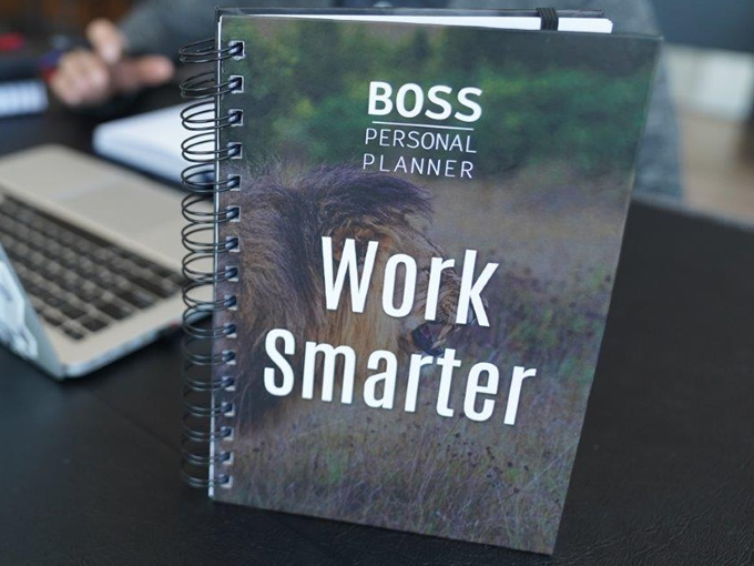 BOSS Personal Planner