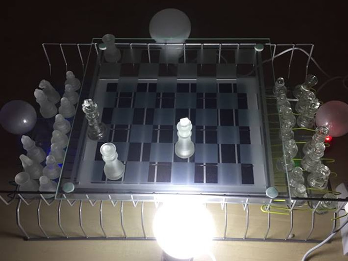 Solar Chess