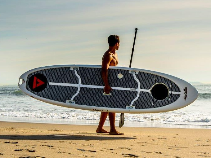 Easy Eddy Three-Piece Modular Paddle Board