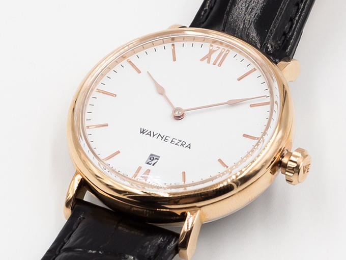 Wayne Ezra: What's Your Time?