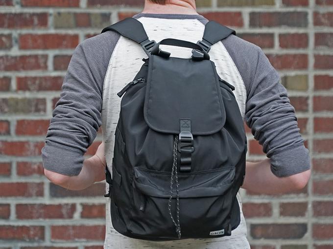 Glacon 650g Customizable Everyday Backpack