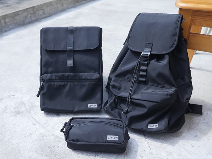 Glacon 650g Customizable Everyday Backpack