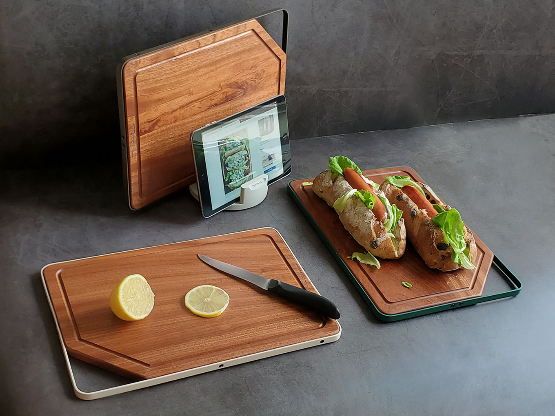 HAZUTO Slice N' Serve Set