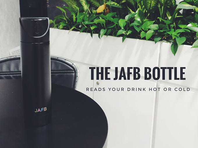 The JAFB Bottle