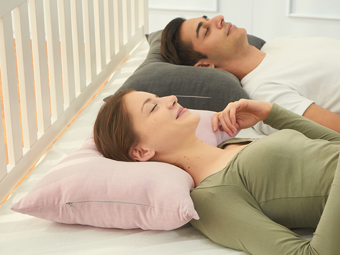 Cotton Shower Pillow