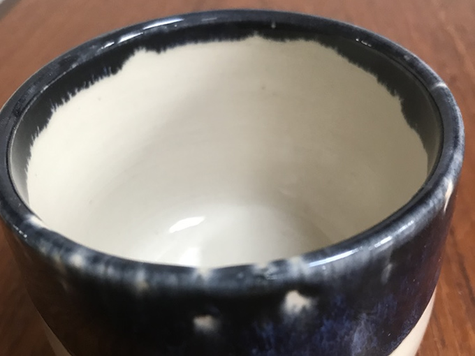 100 1lb Handturned Pots