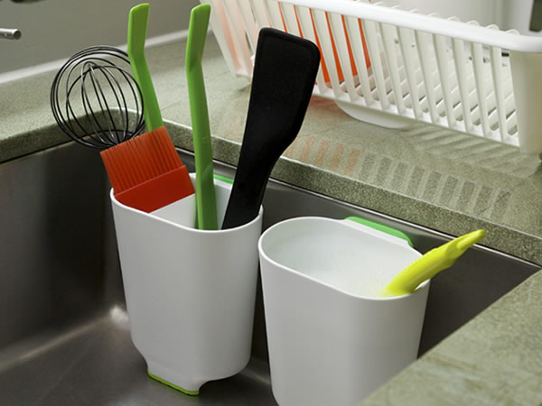 INSINK 4-1 Sink Accessory: Food Preparation & Dishwashing Made Easy