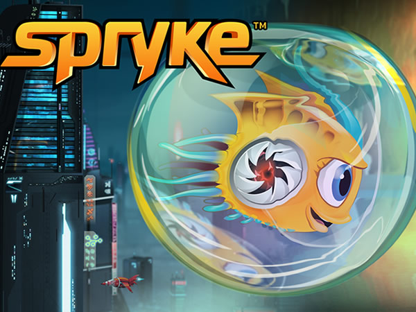 Spryke: An Immersive, Meticulously Crafted Platform Game