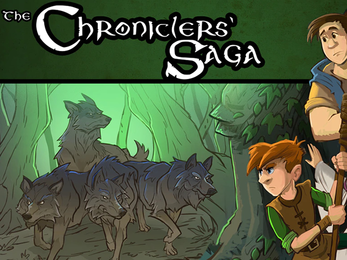 The Chroniclers' Saga