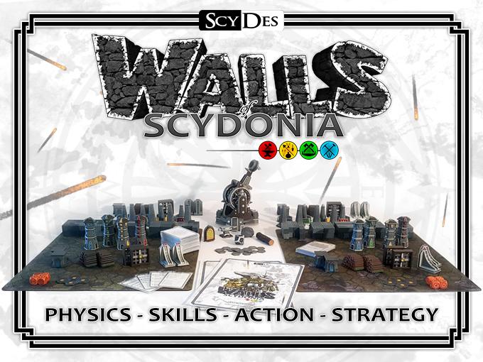 WALLS OF SCYDONIA