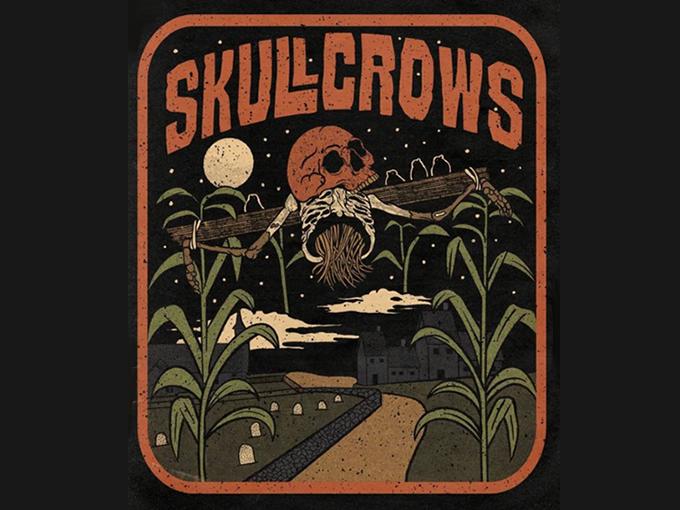 SkullCrows