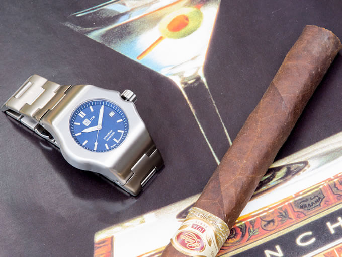 TiMe22 Robusto Watches