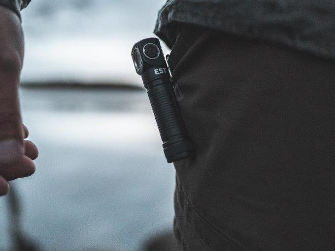 The Torch L1 Flashlight