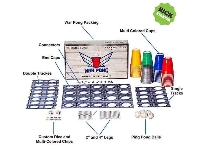 War Pong